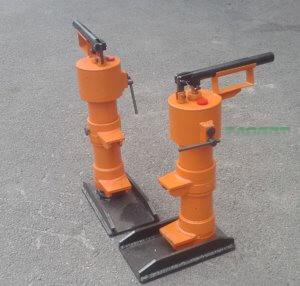 домкрат путевой гидравлический ДГП-20-200