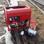 генератор АД4-Т230-ЖД дизель